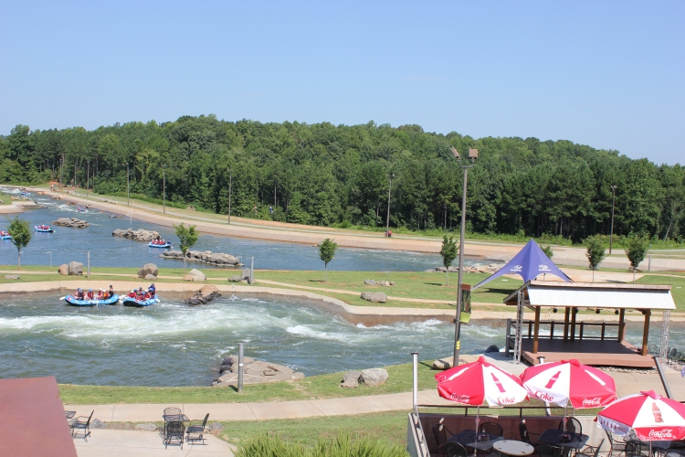 U.S. National Whitewater Rafting Center