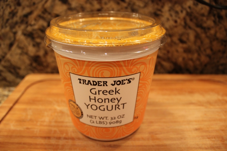 Trader Joe's Greek Honey Yogurt